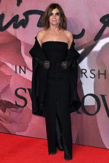 Carine Roitfeld - British Fashion Awards 2016