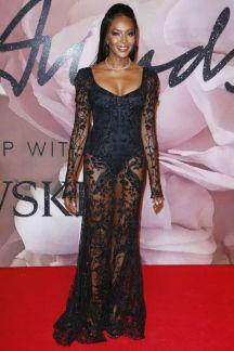 Naomi Campbell - British Fashion Awards 2016