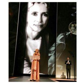 Swarovski Award For Positive Change Winner: Franca Sozzani Presented by: Tom Ford