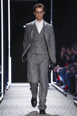 Cerruti Menswear Fall Winter 2017 Paris