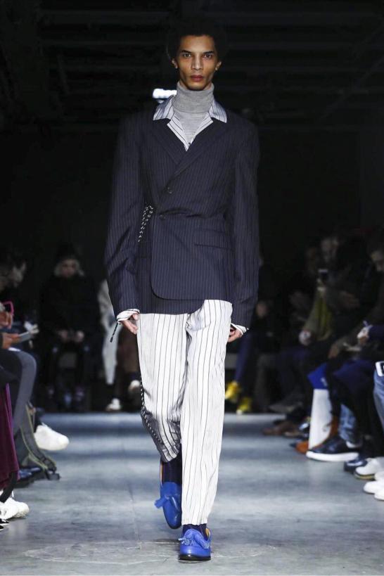 Christian Dada Menswear Fall Winter 2017 Paris