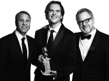 Zootopia - won best Animated Film -Picture by Mert Alas & Mac Piggott - Golden Globes 2017