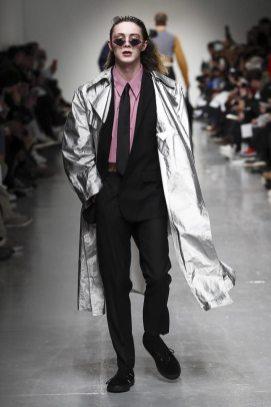 Xander Zhou Menswear F/W 2017 London