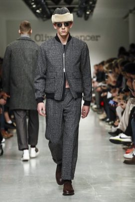 Oliver Spencer Menswear F/W 2017 London 1
