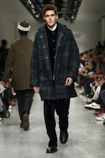 Oliver Spencer Menswear F/W 2017 London 5