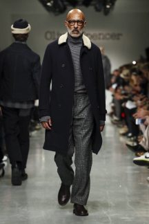 Oliver Spencer Menswear F/W 2017 London 6