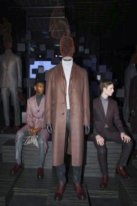 Canali Menswear F/W 2017 Milan 4