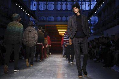 Missoni Menswear F/W 2017 Milan 4