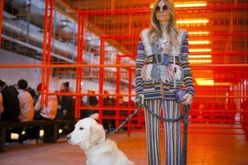 Street Style & Front Row Missoni Menswear F/W 2017 Milan 1