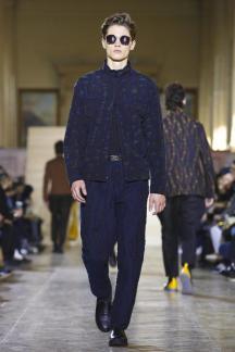 Issey Miyake Menswear Fall Winter 2017 Paris