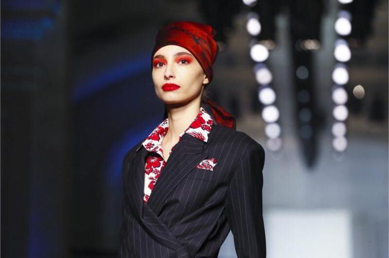 Jean Paul Gaultier Couture Spring Summer 2017 Paris