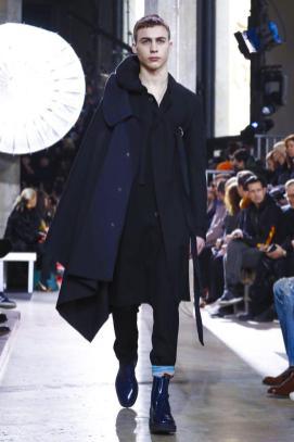 Lanvin Menswear Fall Winter 2017 Paris