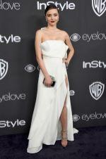 Miranda Kerr Golden Globes 2017 Instyle Warner Bros After Party