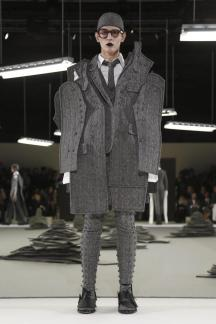 Thom Browne Menswear Fall Winter 2017 Paris