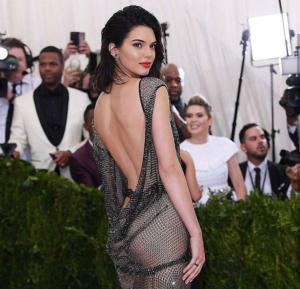 Kendall Jenner - Met Gala 2017