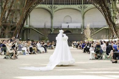 Chanel Couture Fall Winter 2017 Paris