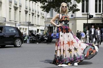 Street Style at Elie Saab Couture Fall Winter 2017 Paris