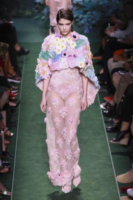 Fendi Haute Couture Fall Winter 2017 Paris