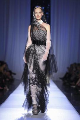 Jean Paul Gaultier Couture Fall Winter 2017 Paris