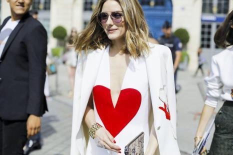 Olivia Palermo - Paris Couture Week F:W17