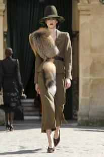 Ulyana Sergeenko - Couture Fall Winter 2017 Paris