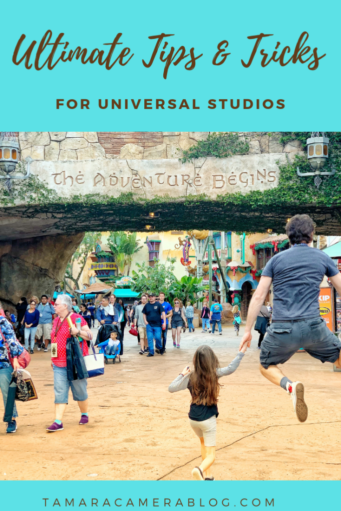 Here are our tips and tricks for Universal Studios. Ever been? Whether you're an experienced passholder or newbie, get prepared for a best day of your life!