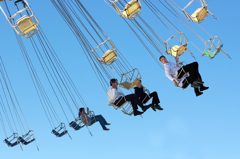 over the top amusement parks in the us