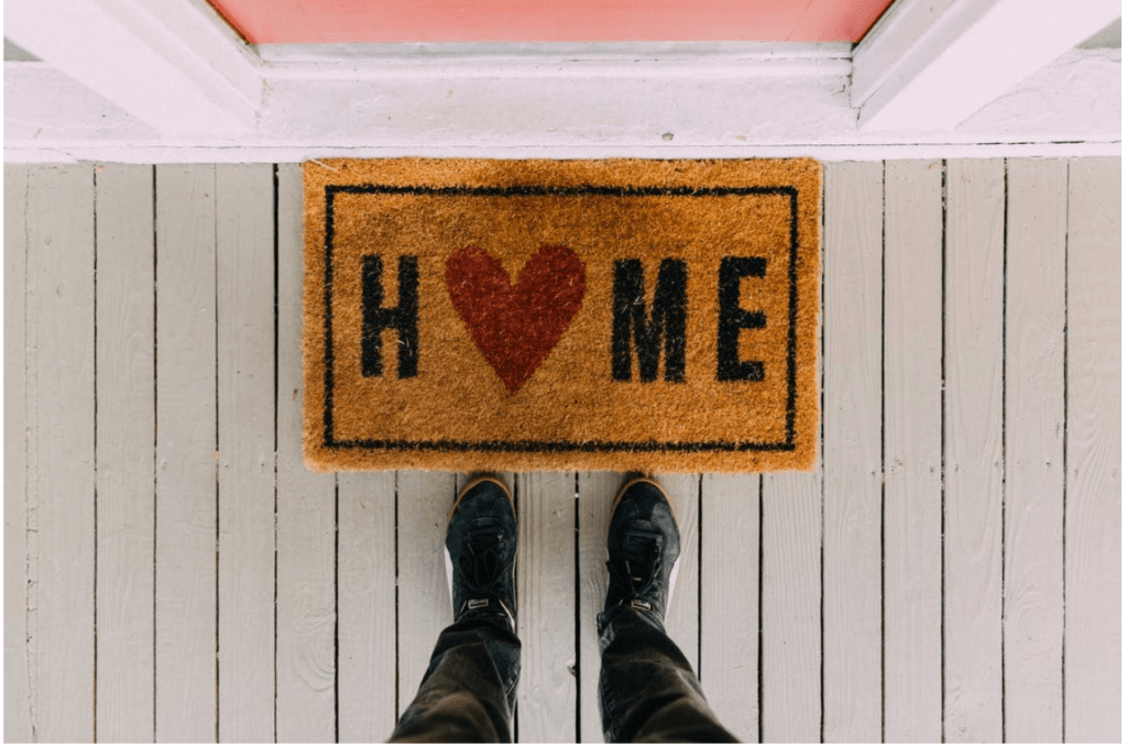 That cozy feeling of a home won't just happen by itself. Here are some ways you can turn your new house into your new home. Turn any house into a home!