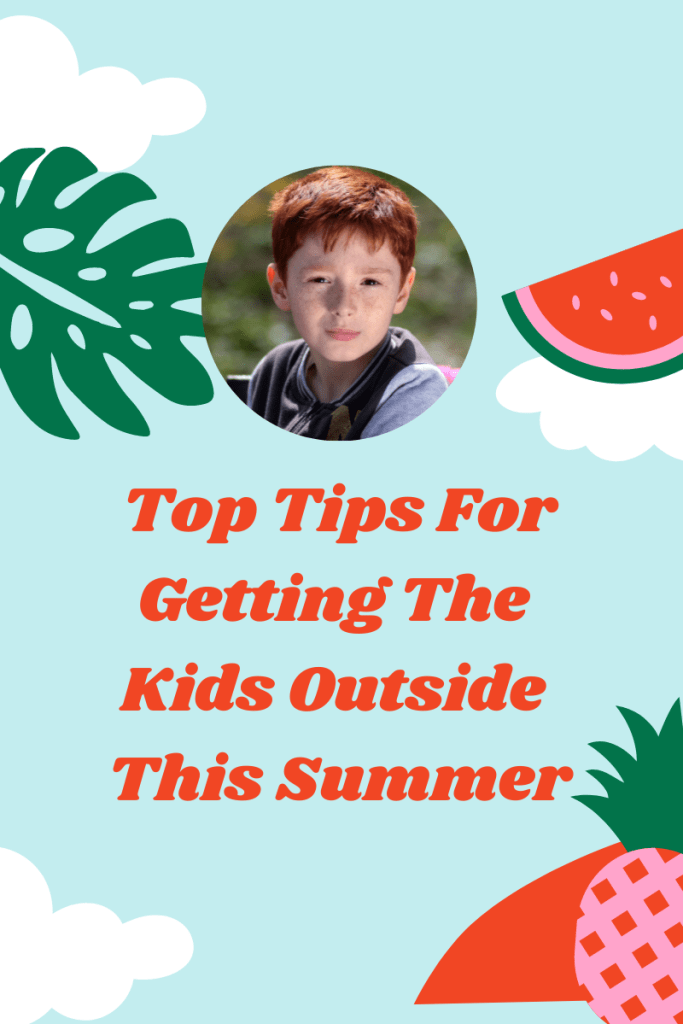We wanted to share our tips for making sure you are confident that your kids are safe, getting outside this summer, and are still having fun.