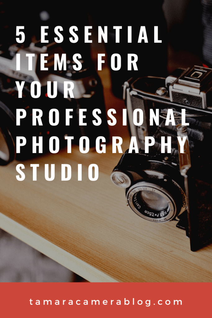 Are you thinking of setting up a professional photography studio? This article will help you with the essentials you need for your business.