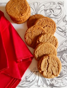 The Best Molasses cookies, Tamara Central