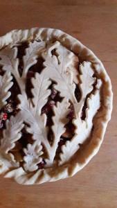 Cranberry Apple Pie -- Tamara Central