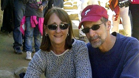 Shelley and Sam Goren