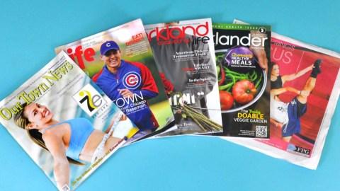 Magazines-Parkland