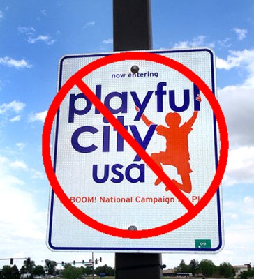 Playful City USA is a national recognition program honoring cities and towns that make play a priority and use innovative programs to get children active, playing, and healthy.  Unfortunately, with lack of parks, and Monday closures, it's a wonder how Tamarac earned this status.