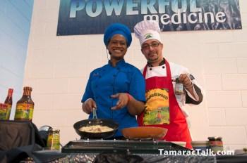 Chef Michelle Jones