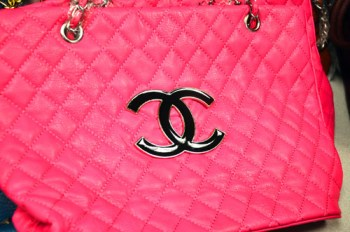 This pink counterfeit Chanel shouldn't see the light of day