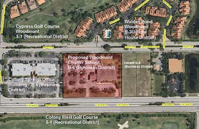 School is located on McNab Road