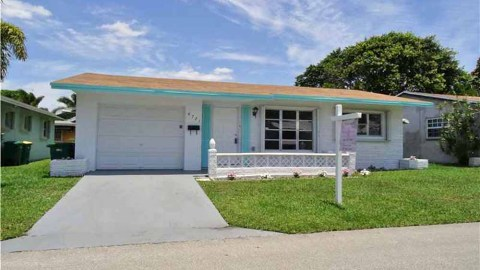 This Tamarac home is currently on the market for $135,000.