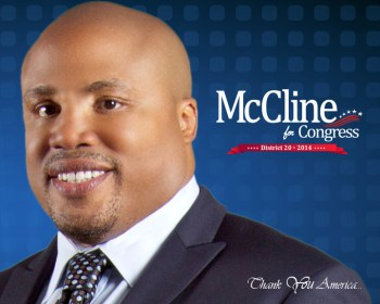 McCline for U.S. Congress photo