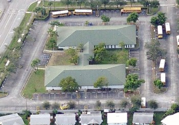 Proposed location of charter school in Tamarac