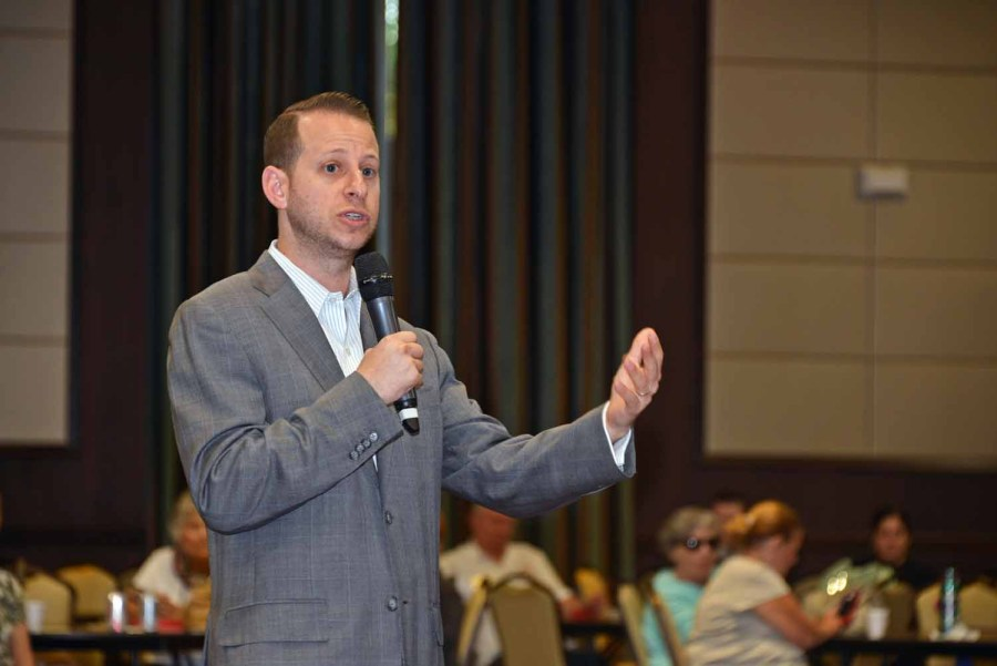 State Representative Jared Moskowitz