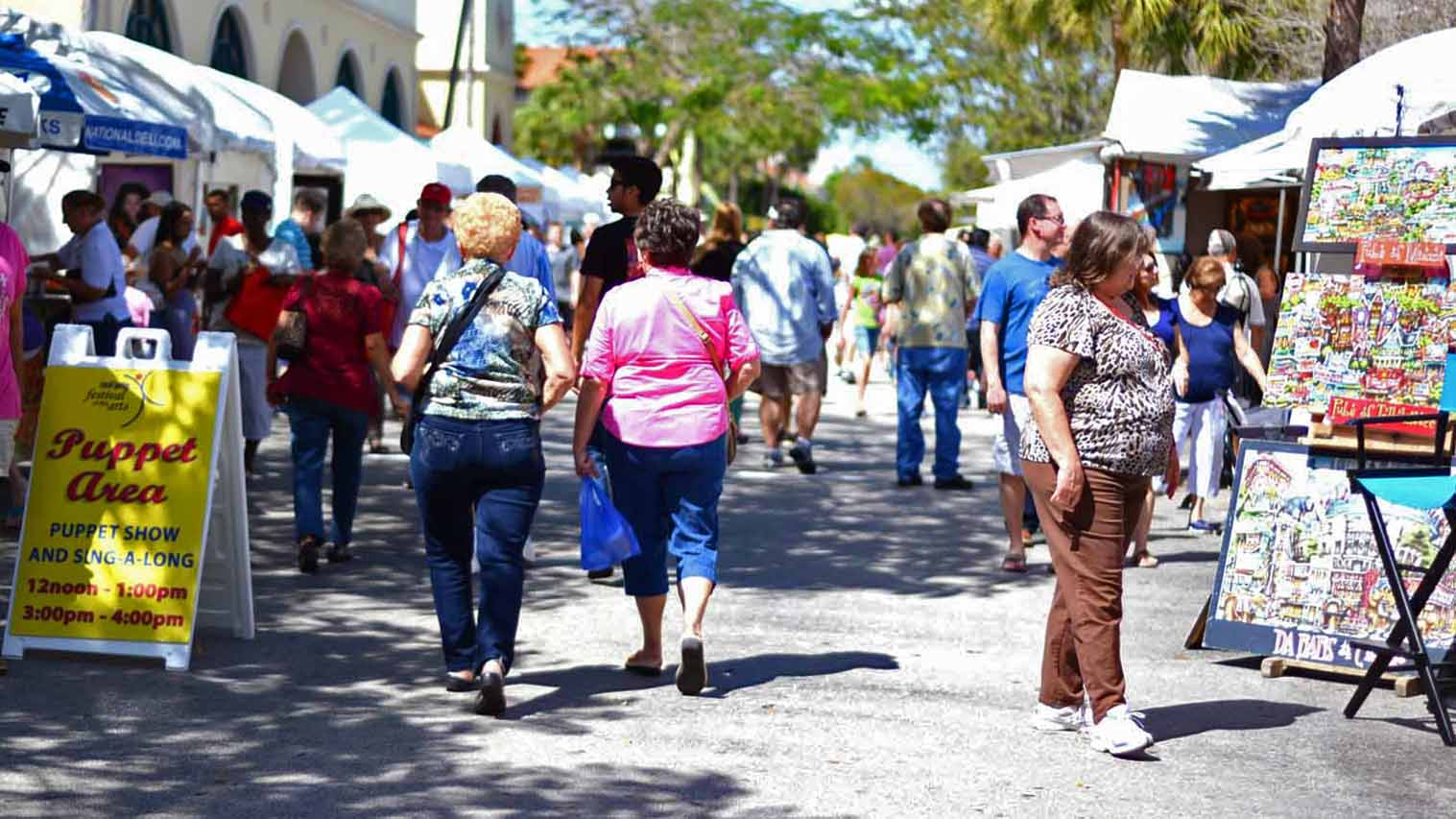 Tamarac announces plans for first ever arts crafts for Arts and crafts festival