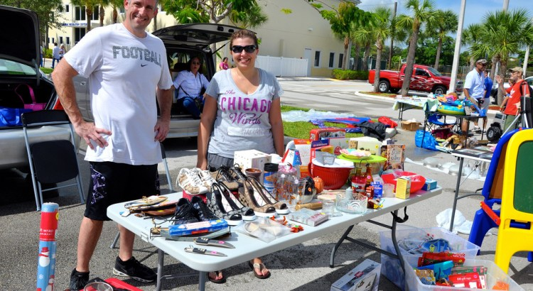 Register Now for the Next City-Wide Garage Sale in Tamarac