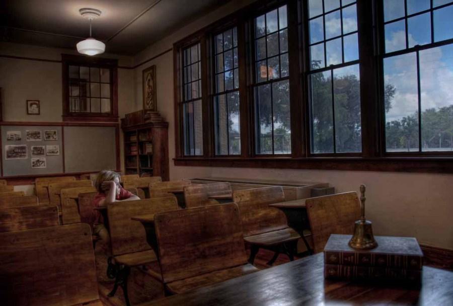 Old Davie Schoolhouse - photo by Adam Baron