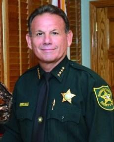 Sheriff Scott Israel