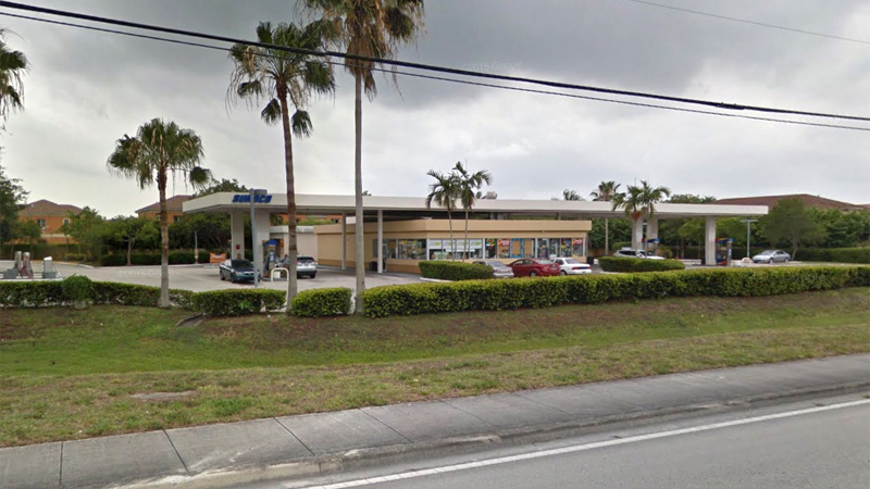 Sunoco at 1700 S Douglas Road in Miramar Florida
