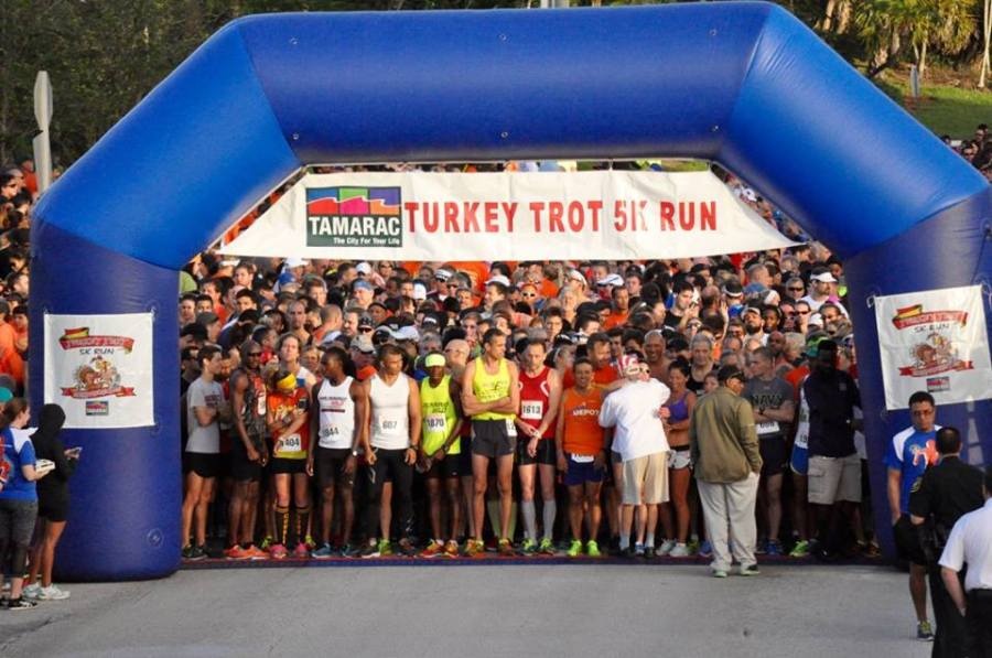 Turkey Trot 2015.
