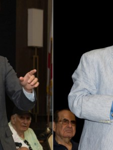 Congressman Hastings and Representative Moskowitz Speak Out Against Hate at Town Hall