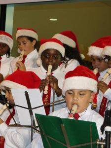 Tamarac Holds Annual Christmas Tree and Menorah Lighting Festival